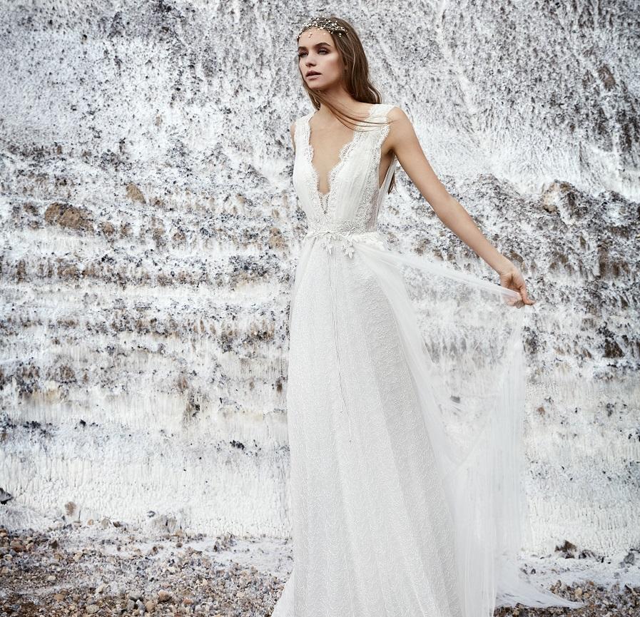 Inmaculada García - Vestidos de novia Barcelona
