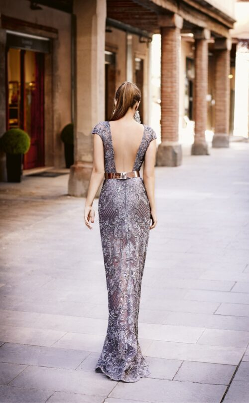 inmaculada garcia barcelona vestido de fiesta Marta (2)