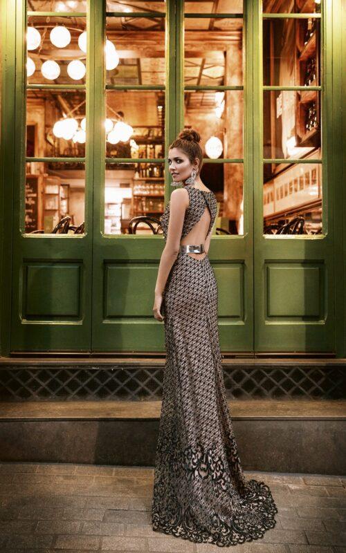inmaculada garcia barcelona vestido de fiesta katherine