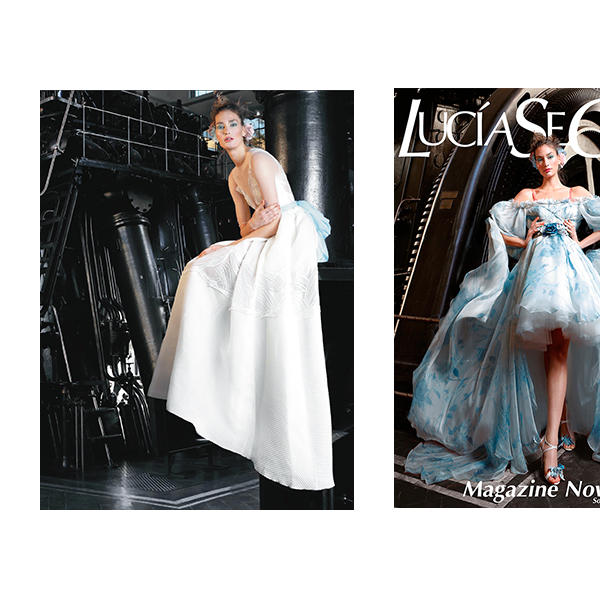Lucia Se Casa-The Love Magazine Editorial