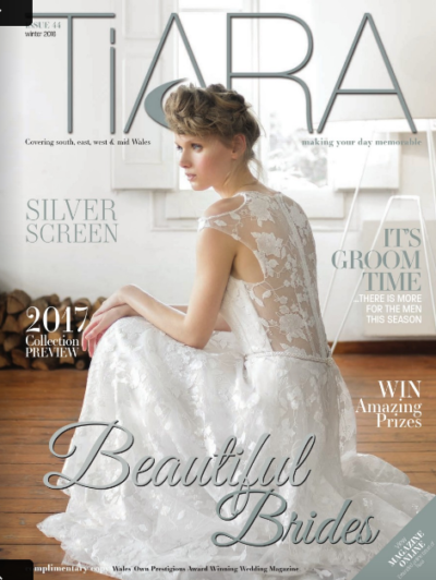 Tiara Magazine Cover