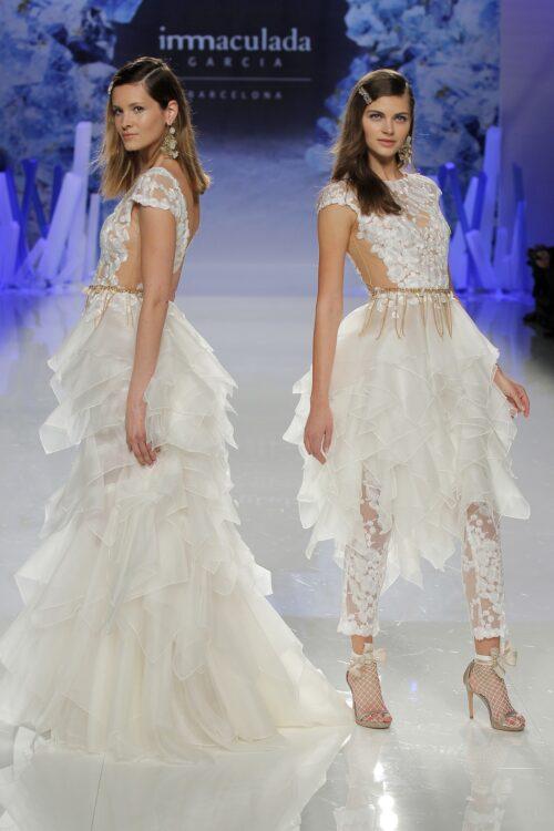 Inmaculada garcia barcelona vesstidos de novia – Elbaita vestido + Diamante vestido (2)