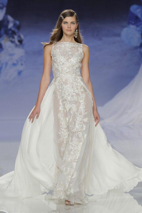 Inmaculada garcia barcelona vesstidos de novia – Howlita