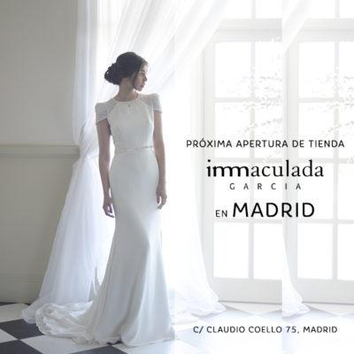 inmaculada garcia barcelona nueva tienda en madrid