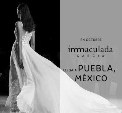 inmaculada garcia barcelona nueva tienda en puebla mexico