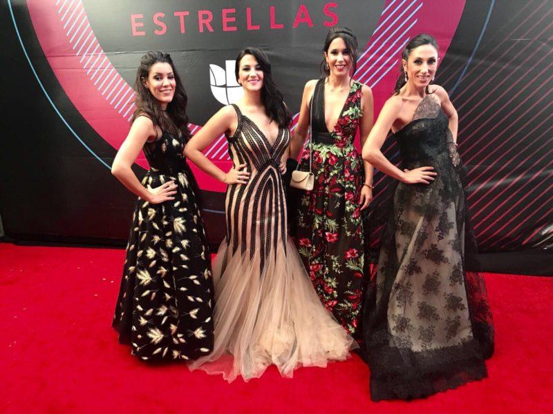 grammy latino 2017 inmaculada garcia barcelona