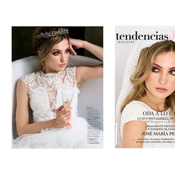 inmaculada garcia vestidos de novia en Tendencias de Boda