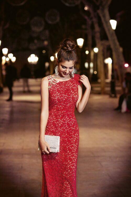 inmaculada garcia barcelona vestido de fiesta Hermila -2