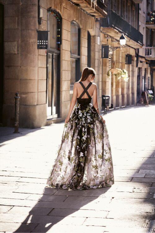 inmaculada garcia barcelona vestido de fiesta Silvia (3)
