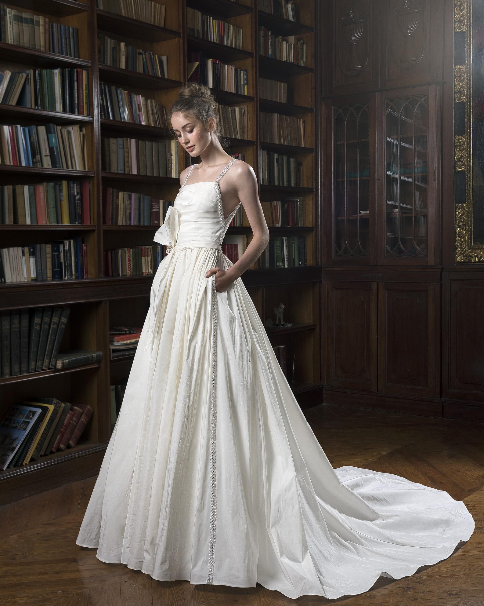 3cec2fe67 Vestidos de Novia y Alta Costura